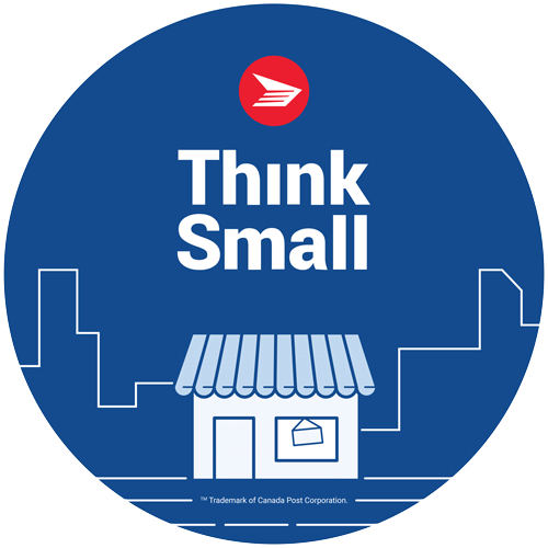Canada post think small business