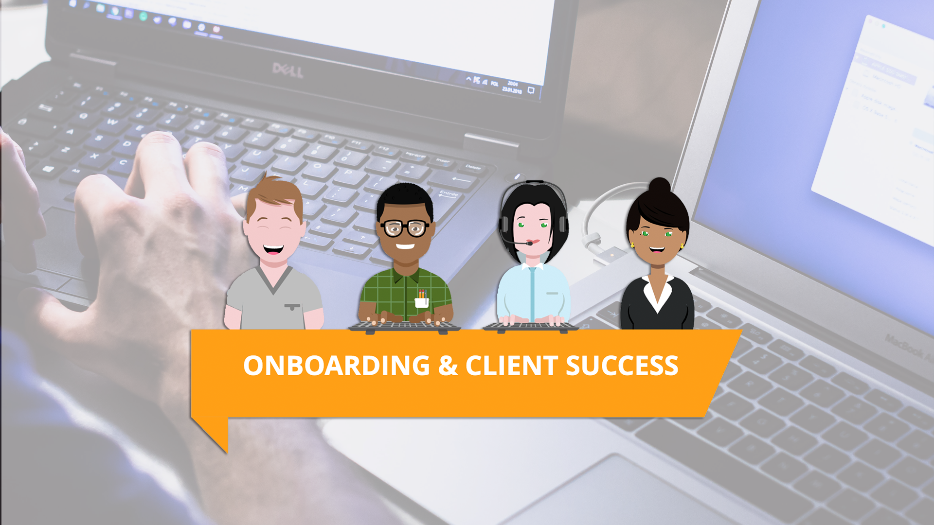 Onboarding & support