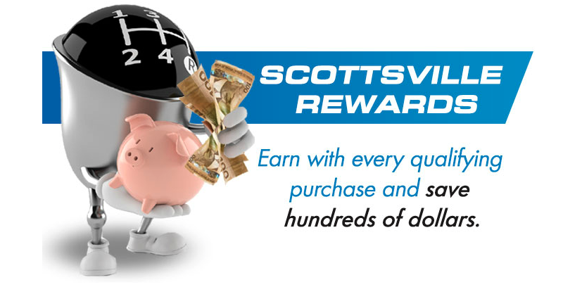 Scottsville Rewards